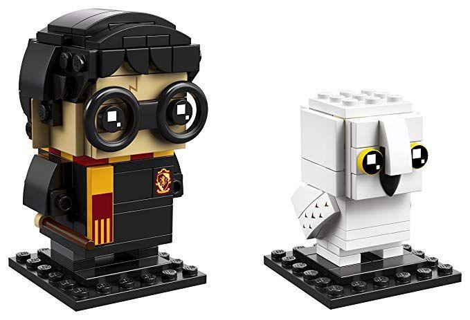 Lego Brickheadz Harry Potter Und Hedwig 41615 Beliebtes Kinderspielzeug Lego Spielzeug Lego Ge Harry Potter Lego Sets Harry Potter Hedwig Lego Harry Potter