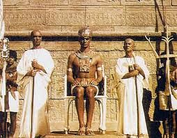 Elias with guards