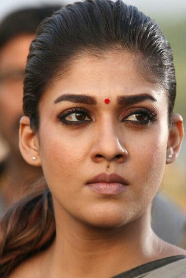 Pin By Justaju جستجو On Nayantara Nayanthara Hairstyle Indian