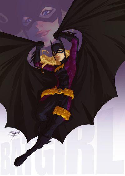 Batgirl (Stephanie Brown) by Royce Southerland