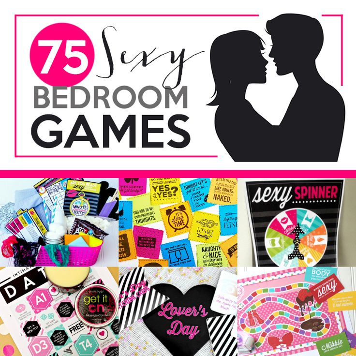 Bedroom games for couples ideas