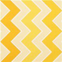 Tela zig-zag raya amarillo Shaded Chevron Sunray Riley Blake