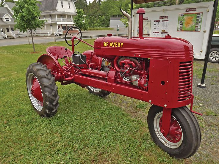 Bristol, New Brunswick Antique Tractor Shows - Farm Life - Farm Collector