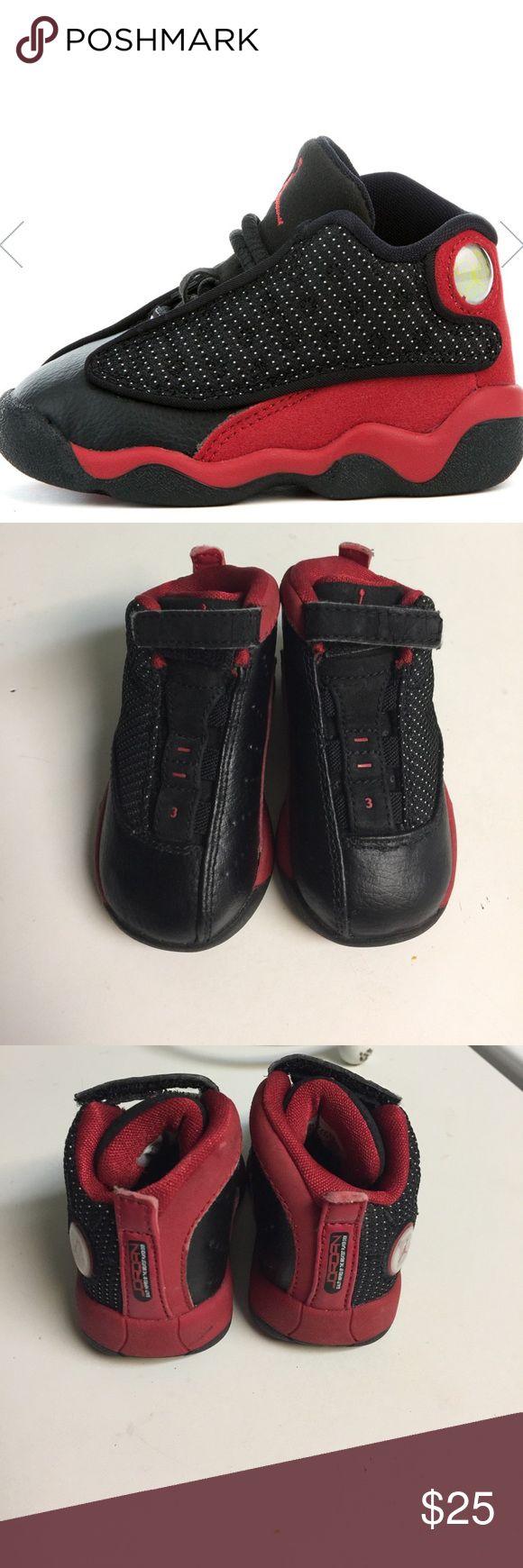 Like New retro Jordan for babies In great condition Air Jordan Shoes Sneakers