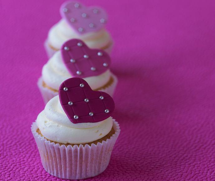 Hartjes Cupcakes
