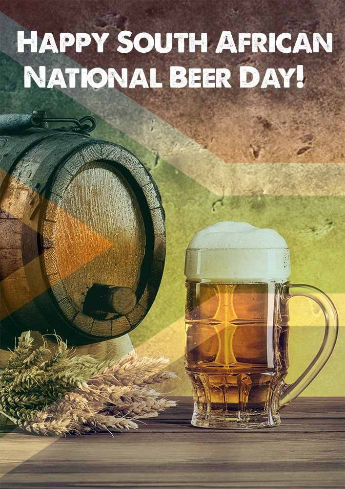 Happy South African National Beer Day to all our fellow South Africans