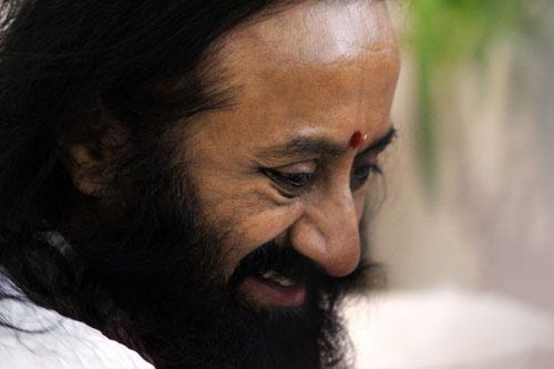 Sri Sri Ravi Shankar Photo Gallery