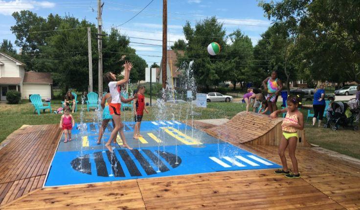 41 best public spaces images on pinterest public spaces for Pool designs lexington ky