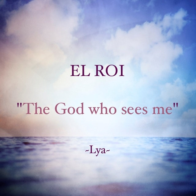 393 Best Images About He Knows Nothing On Pinterest: 29 Best El Roi The God Who Sees (me) Images On Pinterest