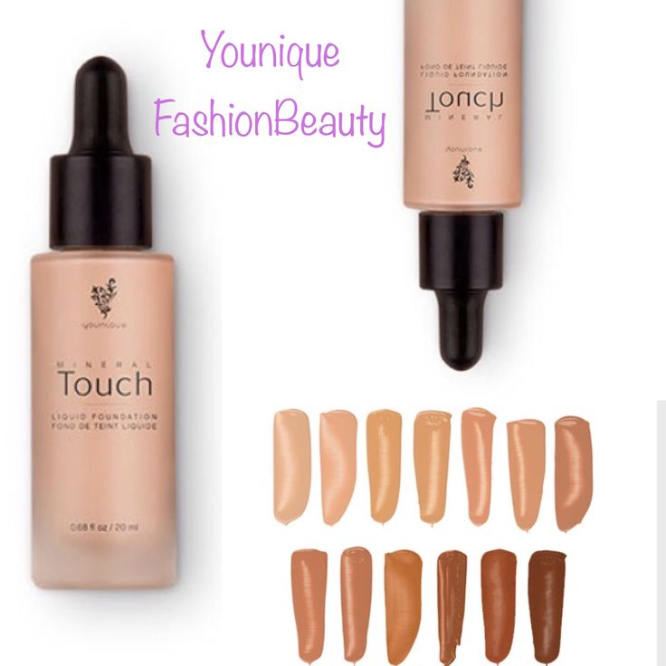 Fondotinta Liquido 😍 https://www.youniqueproducts.com/FashionBeauty