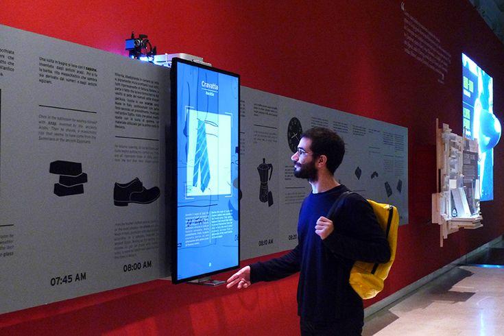 Interactive installationsfor the traveling exhibition Palazzo delle Esposizioni Rome,November 2011 – February 2012 Museo delle Scienze Trento,September 2012 – January 2013 Complesso Monumentale del Broletto Novara,March 2013 – June 2013  Along the journey of […]