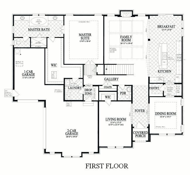 260 best new home models images on pinterest custom home builders wendover ii model 4 bedroom 3 bath new home in stallings north carolina malvernweather Image collections