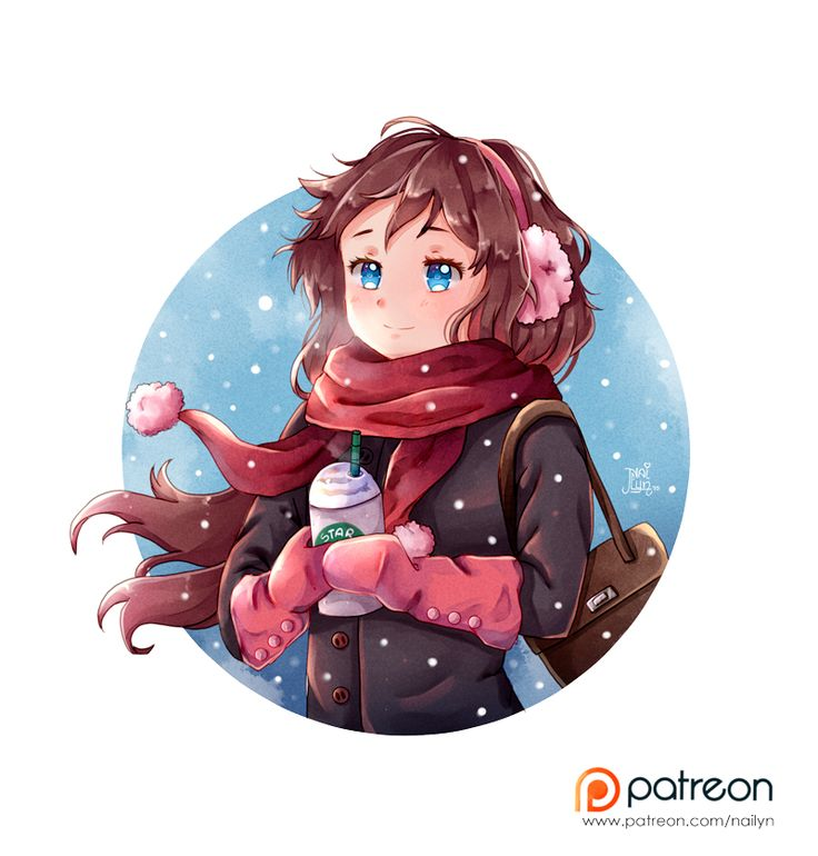 Cold starts uu lineart available on my patreon www