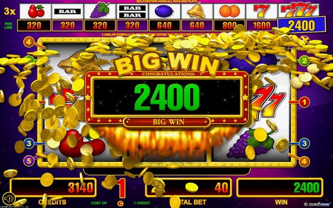 Enchanted 7s online slot game for free with no download!