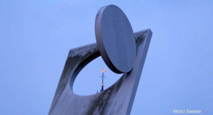 Ingezonden foto van de stad Nijmegen. Klik voor meer informatie