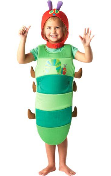 Child The Very Hungry Caterpillar Costume