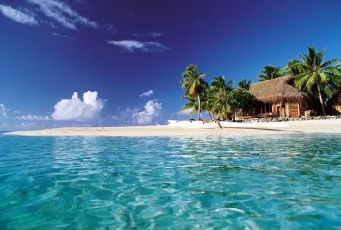 Tahiti, love to visit for a week