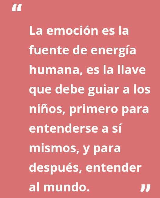 Emociones en aprendizaje