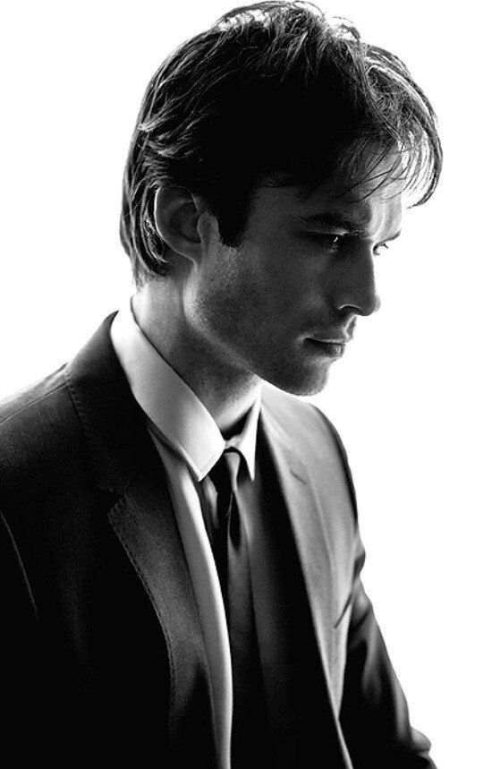He should have been chosen for the role of Christian grey. Just saying <3