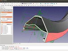 Perfect FreeCAD Bit Deutsch Das Open Source Projekt FreeCAD ist eine kostenlose CAD Software um geometrische und technische Konstruktionen zu erstellen