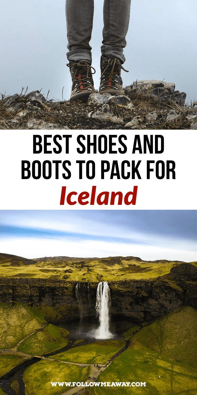 Best Hiking Boots For Iceland in Winter Or Summer | What to pack for Iceland | iceland packing list | iceland packing | iceland travel tips | Iceland packing list winter | icleand packing list summer | best shoes for Iceland | best iceland travel tips #iceland #hiking #icelandtravel #boots #hikingshoes