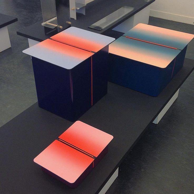 LIGA by Matthieu Muller & Pierre-Alexandre Cesbron at ENSCI Les Ateliers
