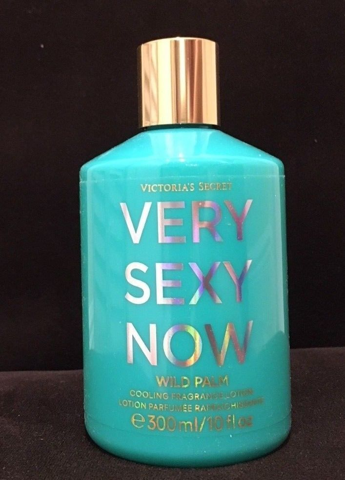 5b6d76c91310b Victoria's Secret Very Sexy Now Wild Palm Cooling Fragrance Lotion ...