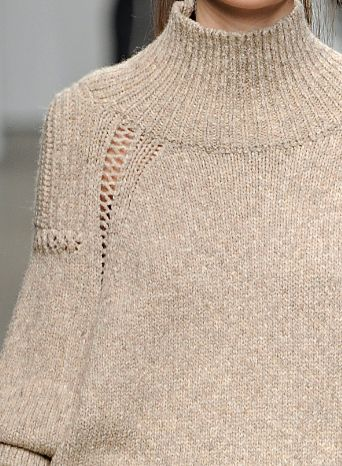 Design Detail, VPL | sleeve fashioning and detail