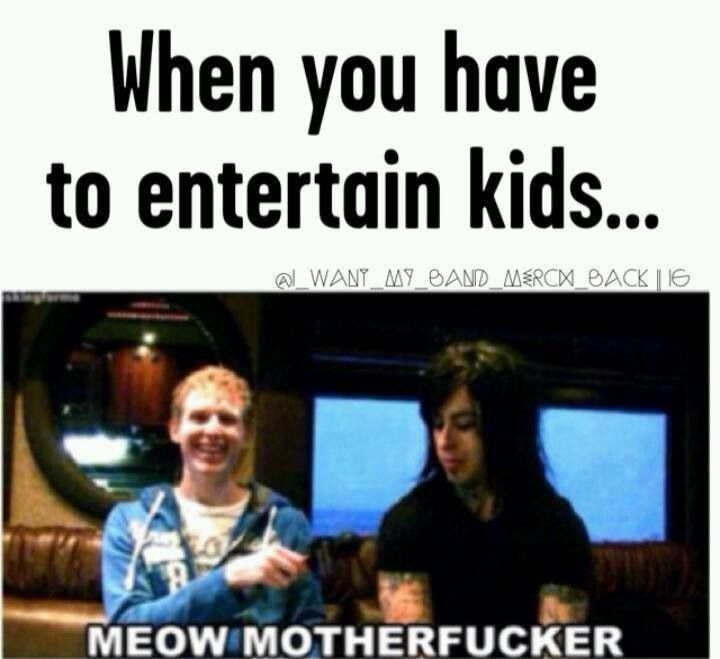 Ronnie XD Falling In Reverse When I read this I thought about his daughter willow