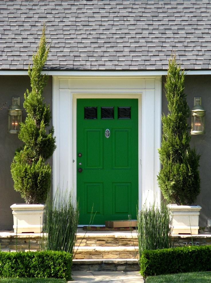 Fantastic Green Door