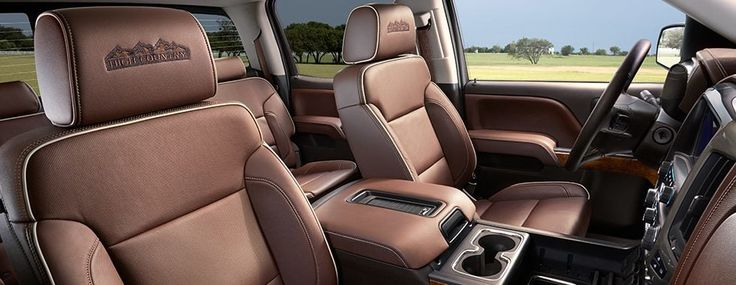 2016 Silverado 1500 Pickup Truck High Country Leather