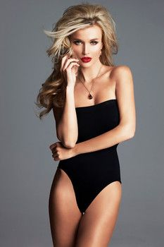 THIS MAKEUP Joanna Krupa named the face of Zicana Jewelry Classique Collection