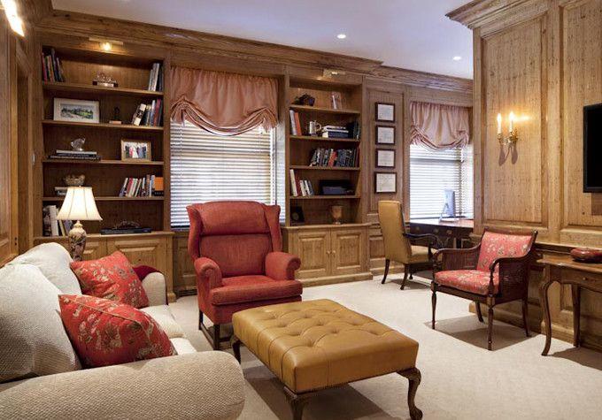 Murdock Solon Architects - Fifth Avenue Residence - Study / Office