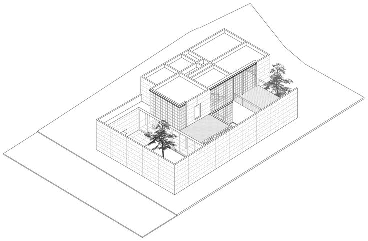 Gallery of Hill Studio House / CCA Centro de Colaboración Arquitectónica - 17