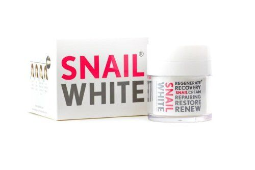Beauty Set  2 Units of SNAIL WHITE CREAM Regenerate Recovery Restore Renew Moisturizer Whitening Face Free Facial Hair Epicare Spring A1Remover >>> More info could be found at the image url.