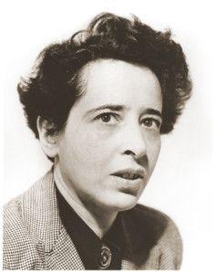 Pensée du Jour - Hannah Arendt http://www.blog-habitat-durable.com/pensee-du-jour-hannah-arendt/