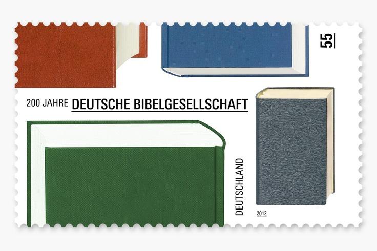 Optik — Briefmarken-Entwürfe - 200 Jahre Deutsche Bibelgesellschaft