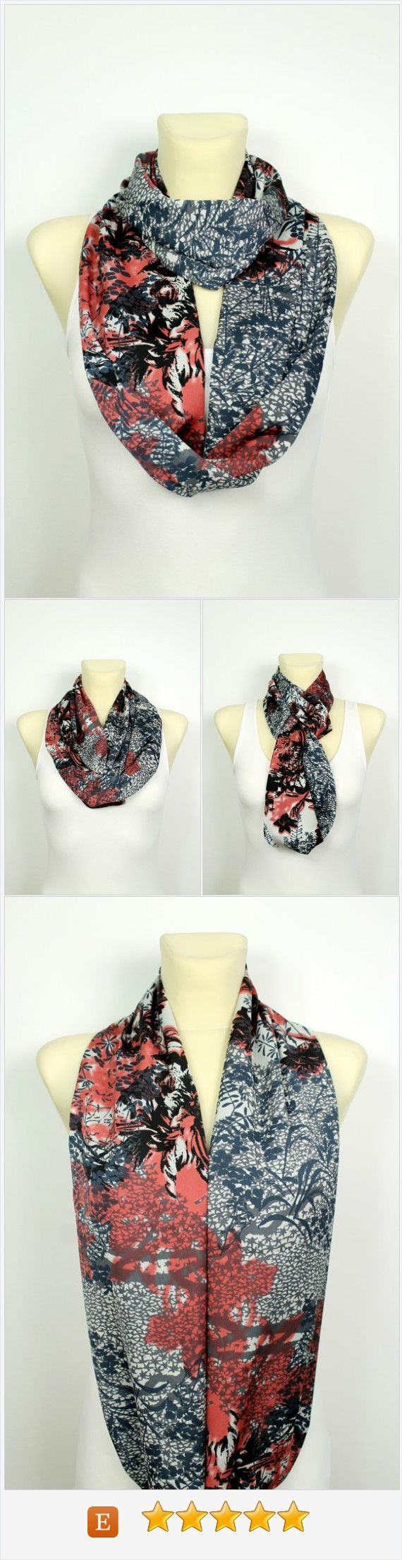 Great Christmas gift idea for those who like Japanese theme :) Shibori scarves are unique and very pretty, check them out in Locotrends Etsy shop www.cocotrends.etsy.com  Infinity Shibori Scarf - Printed Circle Scarf - Fabric Shibori Scarf - Satin Silk Scarf - Fashion Shibori Scarf - Unique Boho Scarf