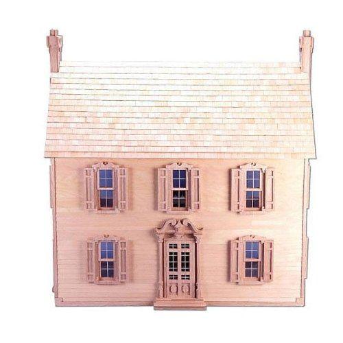 Save $39.00 On Greenleaf Willow Dollhouse Kit