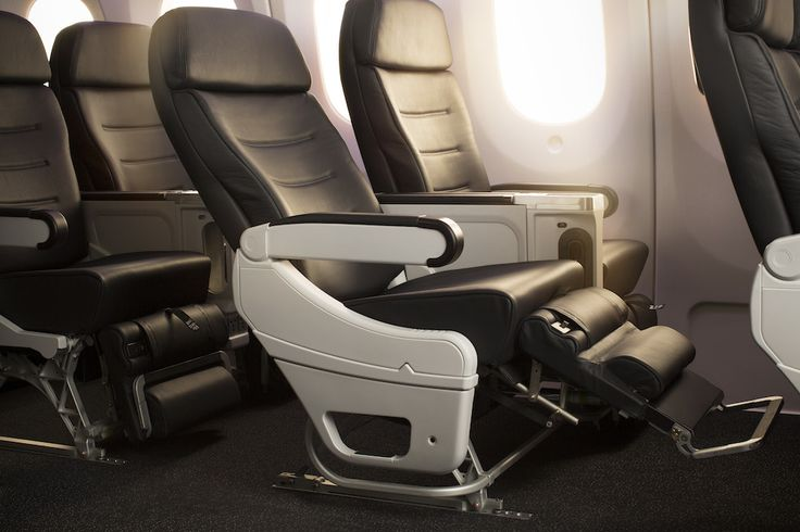 Boeing 787-9 Premium Economy Extended. For more information on Air New Zealand's new Boeing 787-9 visit http://www.airnewzealand.co.nz/futuretakingflight #AirNZ #787-9 #AirNewZealand #NewZealand