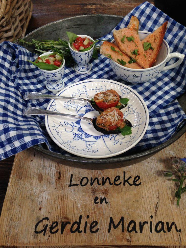 3 Amuses van tomaat door Gerdie Marian \u0026 Lonneke & 20 best Recepten Lonneke \u0026 Gerdie Marian images on Pinterest ... Pezcame.Com