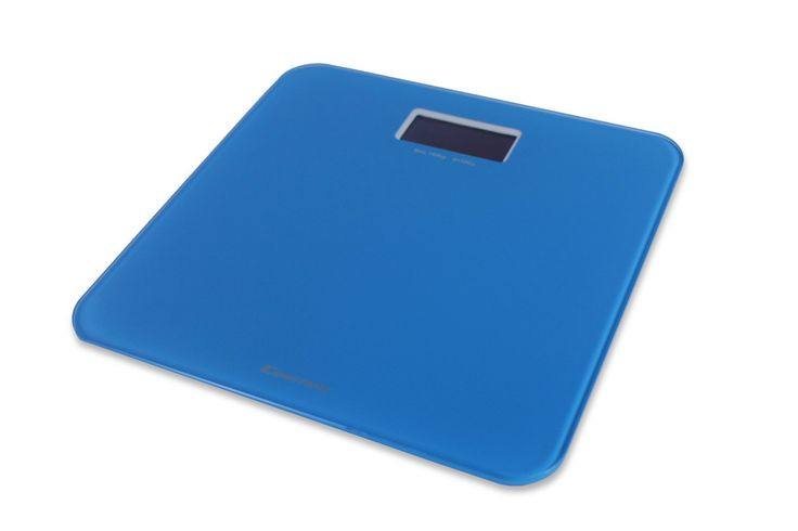 Bathroom Scale - Blue