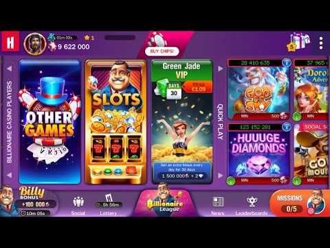 Billionaire Casino Cheats & Hacks for coins & Cash 2019 - YouTube   Casino,  Casino slot games, Play casino games