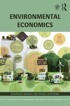 Environmental Economics (Paperback) book cover