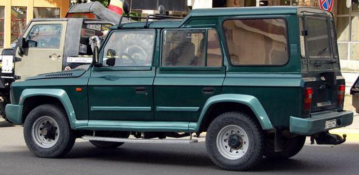 Automobile Romanesti - Aro - Aro 266
