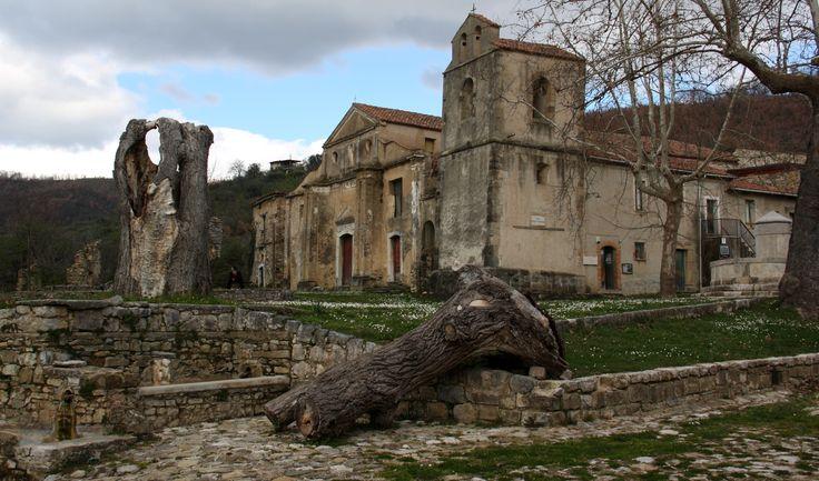 roscigno vecchia - Salerno