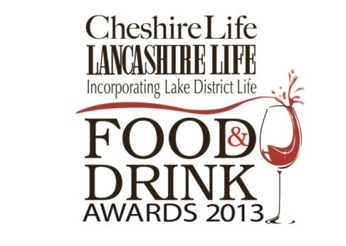 2013 #CheshireLife and #LancashireLife #Food and #Drink #Awards at #TheHilton #Manchester Deansgate Hotel. Winner revealed!