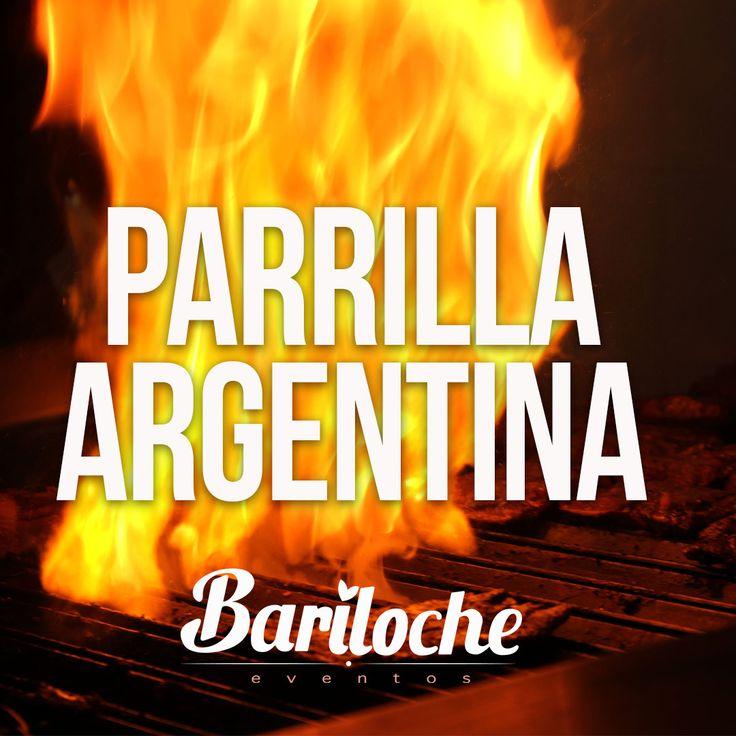 En Bariloche somos expertos en la parrilla al estilo argentino.  Pregunta por nuestros planes con menú incluido.   #EventosBariloche #ExperienciaBariloche #Bariloche #Bodas #Eventos #BodasCampestres #Wedding #WeddingPlaner #BodasColombia #EventosSociales #NoviasMedellín