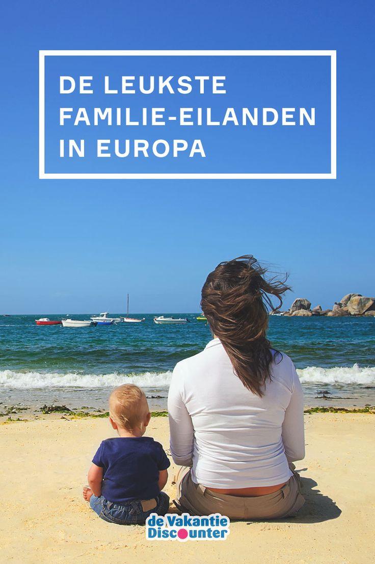 De zon in je gezicht, wind in je haren, fijne zandstranden voor de kinderen en een zwembad om aan te ontspannen en eindelijk dat ene boek eens uit te lezen. Klinkt dat je als muziek in de oren? Boek een vakantie naar een van deze familie-eilanden in Europa.