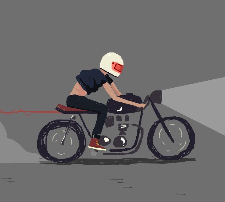 мотоциклы гифы пышные драпировки балкона